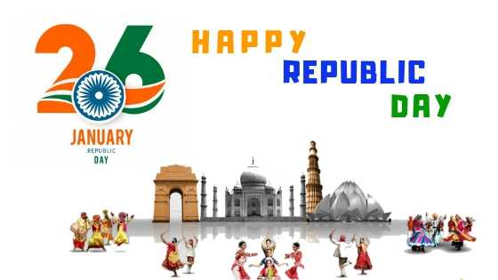 Happy Republic Day whatsapp wishing script