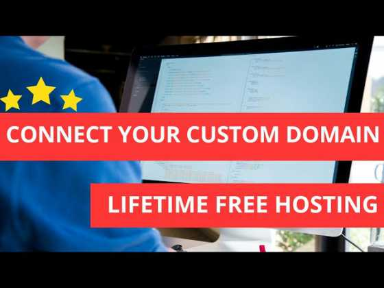 Connect Custom domain to your hosting