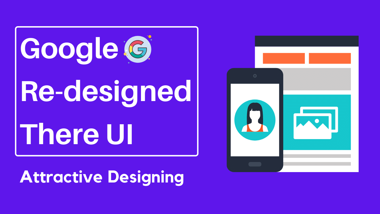 Google images Re-designed there UI