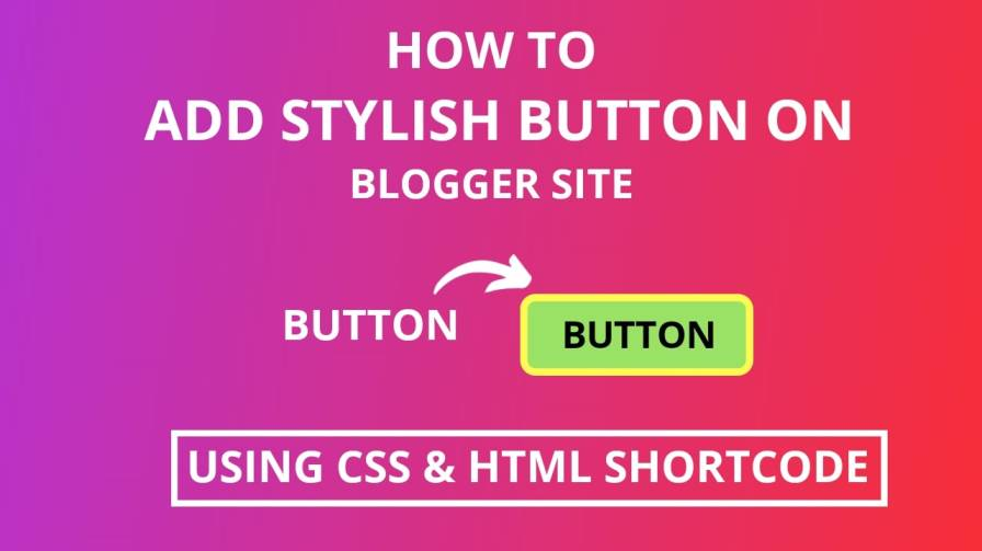 Add Stylish Button By Blogsguru