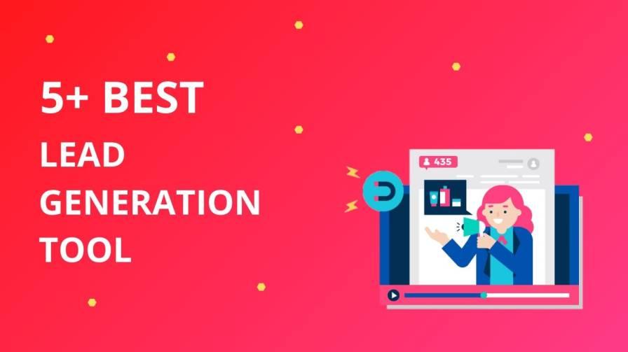 Best 5+ lead generation tool