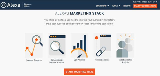 alexa Website Traffic Checker