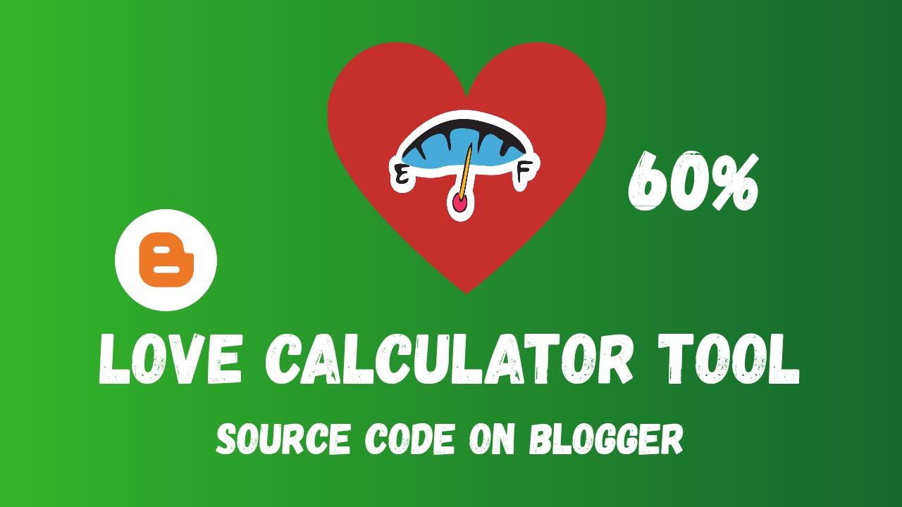 love-calculator-script-site-on-Blogger