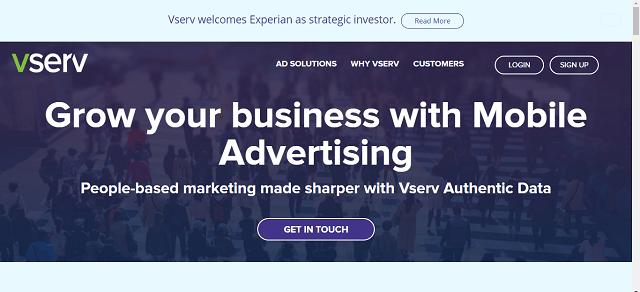 vserv ad network